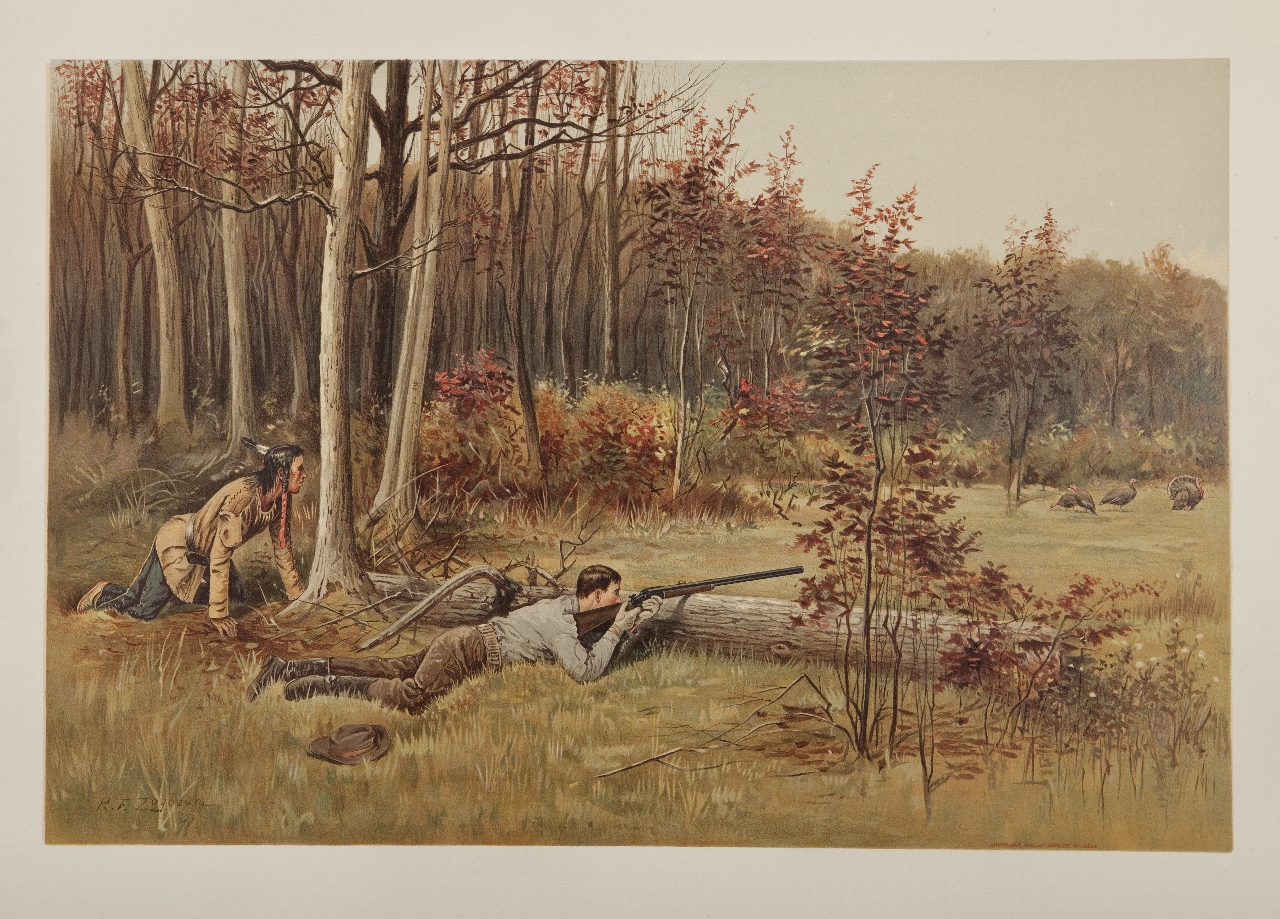 Young man with
