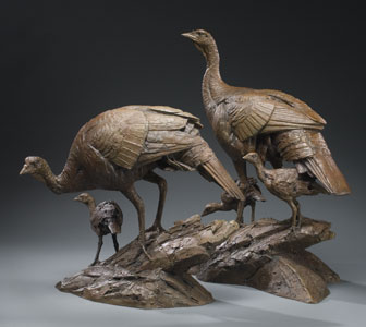 hen poult