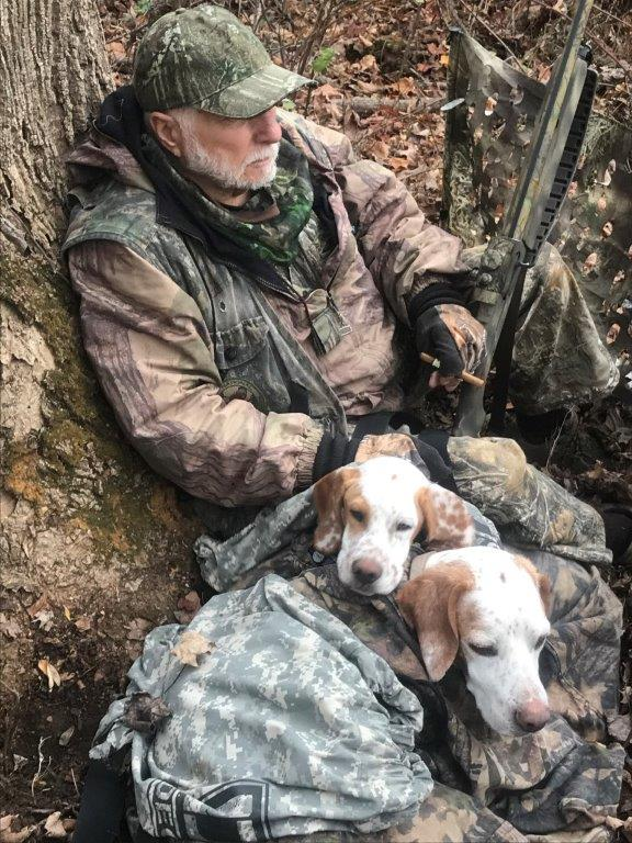 Maryland turkey hunting dogs