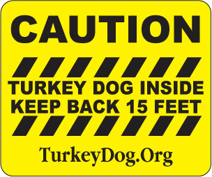 CAUTION -