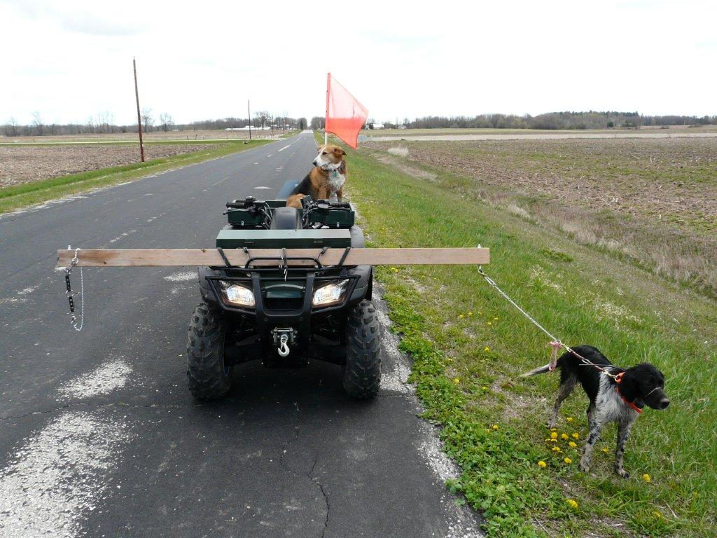 roading