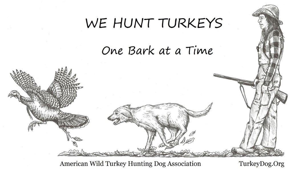 we hunt turkeys