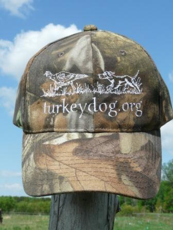 american wild turkey dog cap